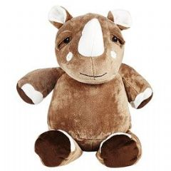 Personalised Rhino Cubbie Teddy